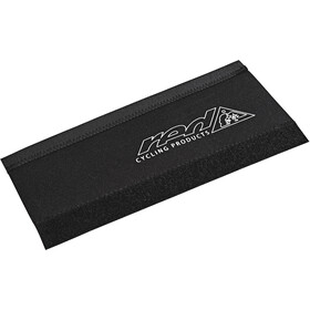 Red Cycling Products chain stay guard black